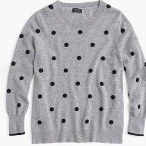 ⭐️ J. Crew Everyday Cashmere Sweater XS EUC